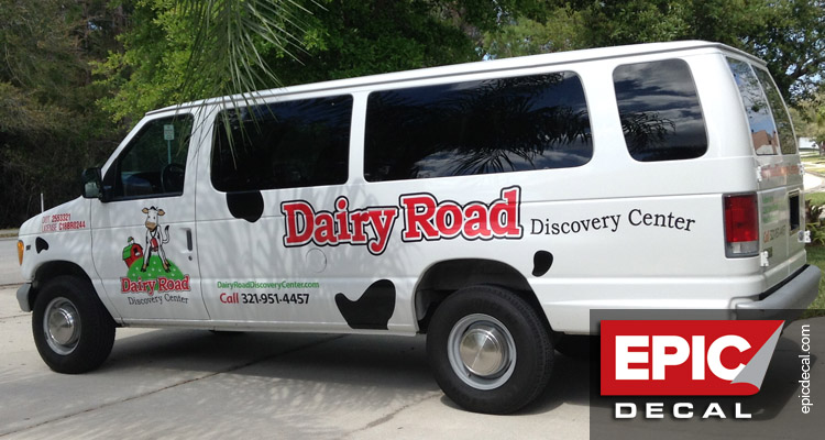 Dairy-Road-Discovery-Center_vehicle-graphics