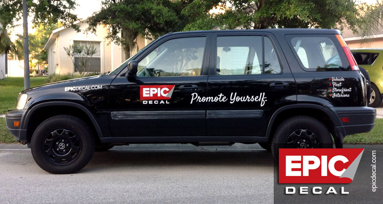 Epic Decals for Epic 1