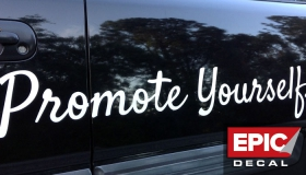 Promote Yourself with Epic Decals